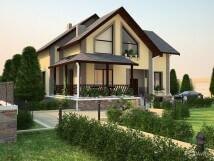 Строительство домов и отделка коттеджей в Московской области