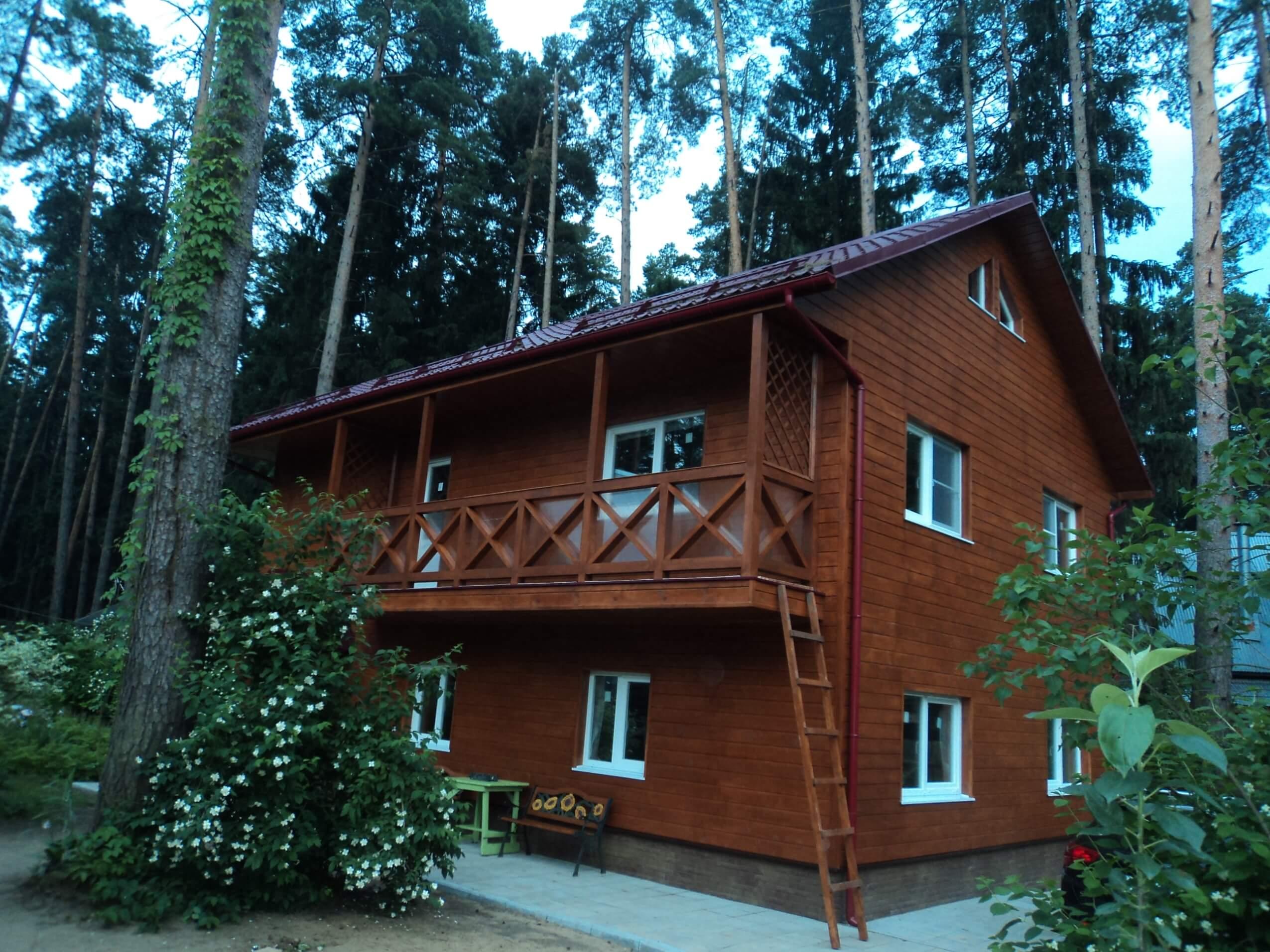 Коттедж Хит – купить загородный дом с участком 10,4 соток