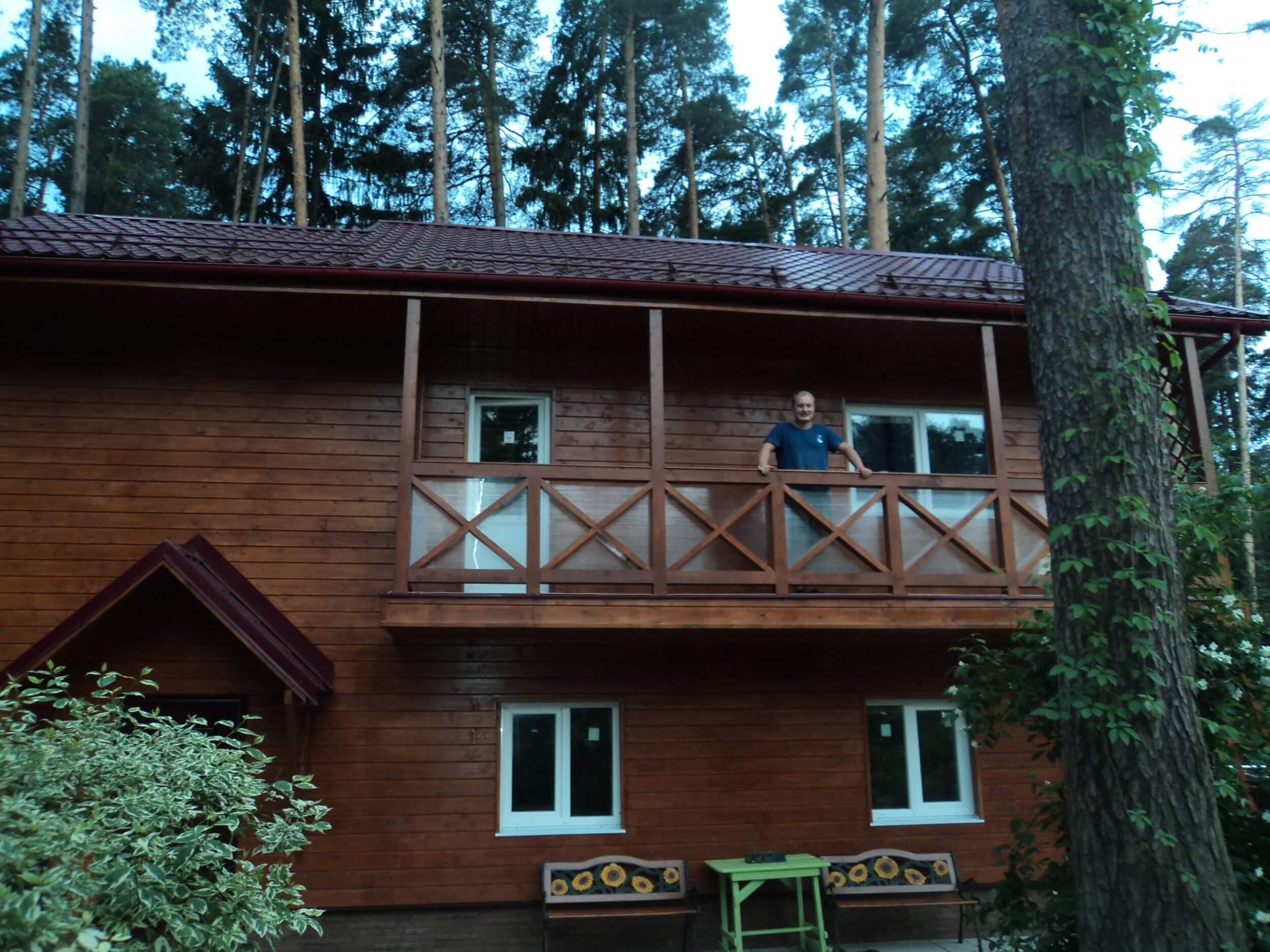 Проекты домов - poseloknkru